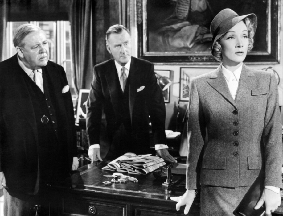 The Ace Black Blog: Movie Review: Witness For The Prosecution (1957)